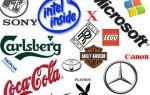 Виды товарных знаков: отличия от торгового знака, логотипа, торговой марки и знака обслуживания, гк рф
