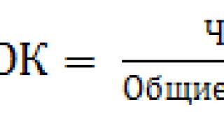 Чистый оборотный капитал: как рассчитать по строкам баланса и что показывает