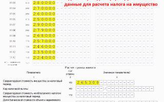 Заполнение декларации по налогу на имущество: краткие сведения о налоге, способы и сроки подачи декларации, пошаговая инструкция к заполнению, бланк и образец налоговой декларации