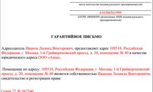 Аренда офиса с юридическим адресом: предоставление для регистрации ооо, скачать образцы договора и гарантийного письма, как снять