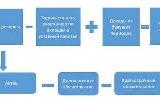 Чистые активы предприятия: стоимостная оценка и соотношение с уставным капиталом ООО