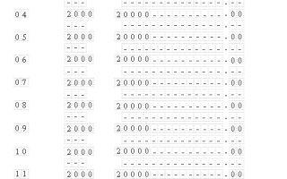 Пример заполнения 1-НДФЛ на 2020 год: образец бланка формы