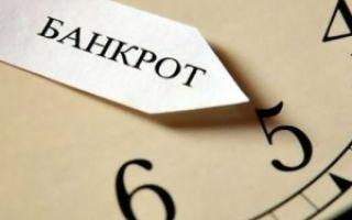 Признаки преднамеренного банкротства ст.196 УК РФ: судебная практика