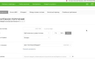 Платежное поручение: онлайн заполнение и как создать