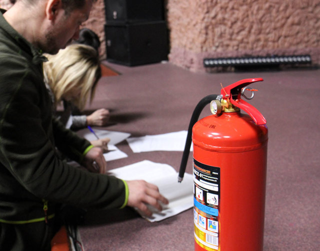 Виды инструктажей по пожарной безопасности на рабочем месте: повторный, вводный, первичный, внеплановый