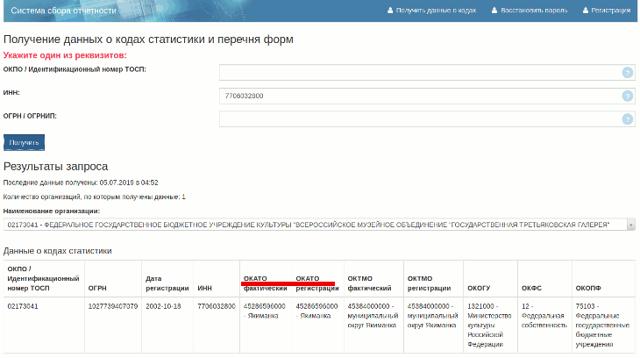 Как узнать ОКАТО по ИНН, адресу и месту рождения в 2019-2020 годах онлайн: где посмотреть ОКАТО организации с расшифровкой по кодам субъектов Российской Федерации (РФ)