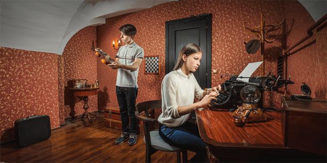 Франшизы квестов в реальности: комната, реалити, экшн