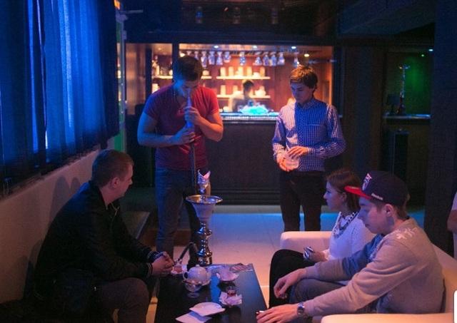 Франшизы кальянного клуба: the Дым, Мята, Хука Плейс, the office nargilia lounge и др