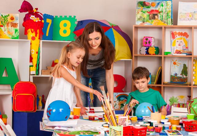 Как открыть детский развивающий центр с нуля, с чего начать и бизнес план
