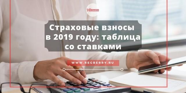 Процент отчисления в Пенсионный фонд в 2019-2020 годах: ставки и тарифы взносов
