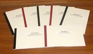 Журнал учета путевых листов: скачать образец заполнения по форме 8