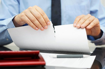 Расторжение договора подряда по инициативе заказчика и подрядчика: образец соглашения, уведомление, основания