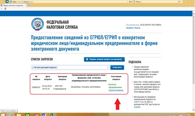 Получение выписки ЕГРЮЛ с электронной подписью (ЭЦП) и в бумажном виде с помощью ИФНС, МФЦ и интернета