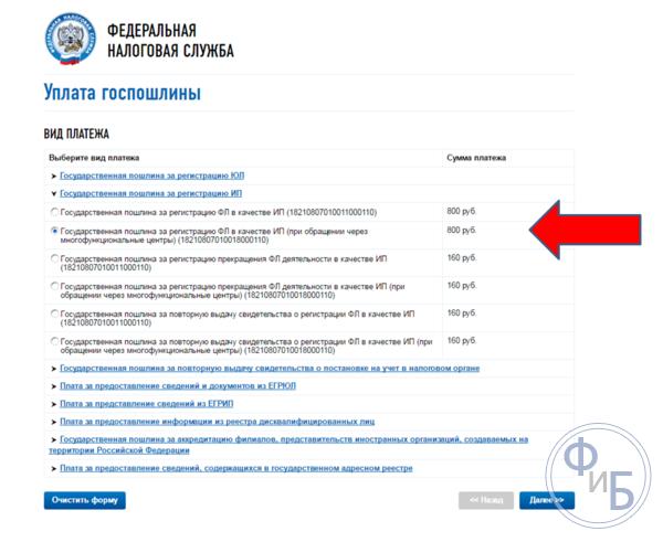 Регистрация ИП через ИФЦ, открытие и оформление: алгоритм и необходимые документы