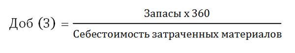 Оборачиваемость товарных запасов: формула, коэффициент, период, как рассчитать, нормативное значение