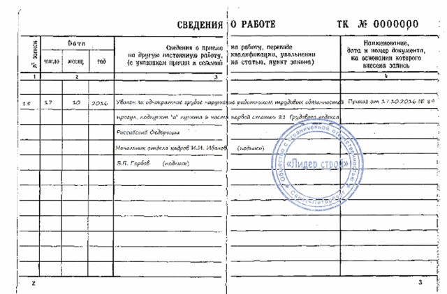 Увольнение за прогул: пошаговая процедура и схема правильного оформления в 2019 году, по какой статье ТК РФ увольняют, нюансы процедуры при длительном прогуле сотрудника