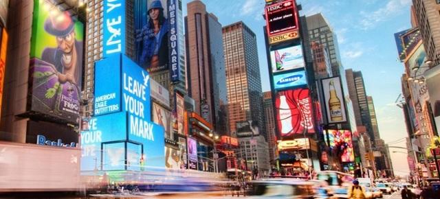 Виды наружной рекламы, преимущества и недостатки: световые и лазерные вывески, нестандартная, другие рекламные конструкции